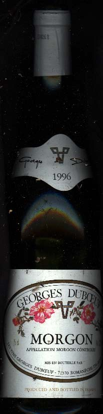 Morgon ( Georges Duboeuf ) 1995