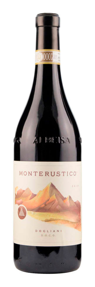Monterustico Dogliani ( Vajra ) 2019