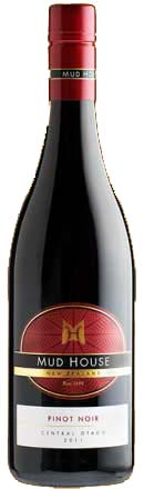 Central Otago Pinot Noir ( Mud House Wines ) 2011
