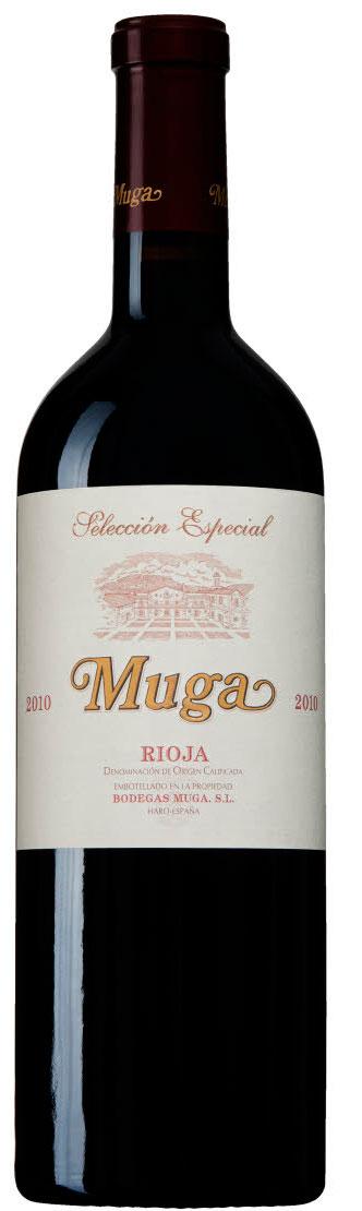 """Muga Reserva """"selecciòn"""" especial ( Bodegas Muga ) 2010"""