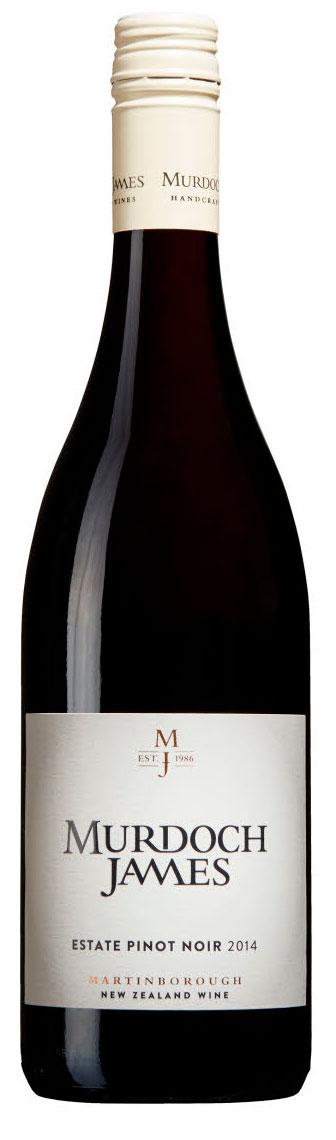 Pinot Noir ( Murdoch James Estate ) 2015