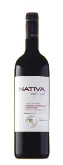 Nativa Single Vineyard Gran Reserva CS. Carm. ( Nativa Eco Wines ) 2010