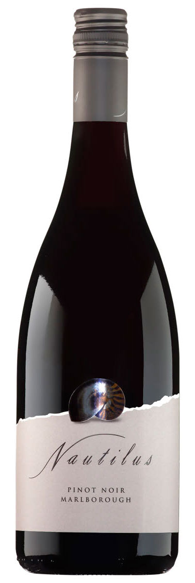 Pinot Noir ( Nautilus Estate ) 2012