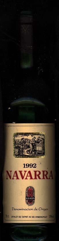 Goya Navarra  ( Arcus - Norwegian distr. ) 1992