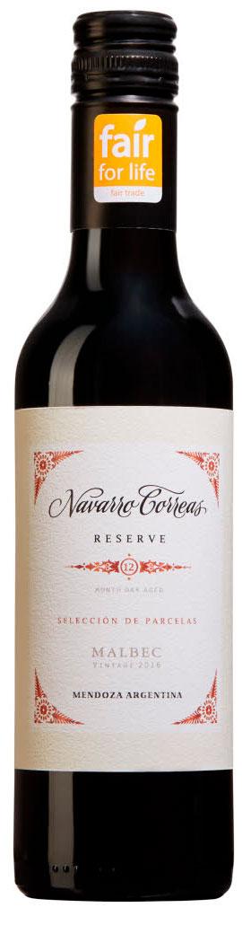 Reserve Malbec ( Navarro Correas ) 2016