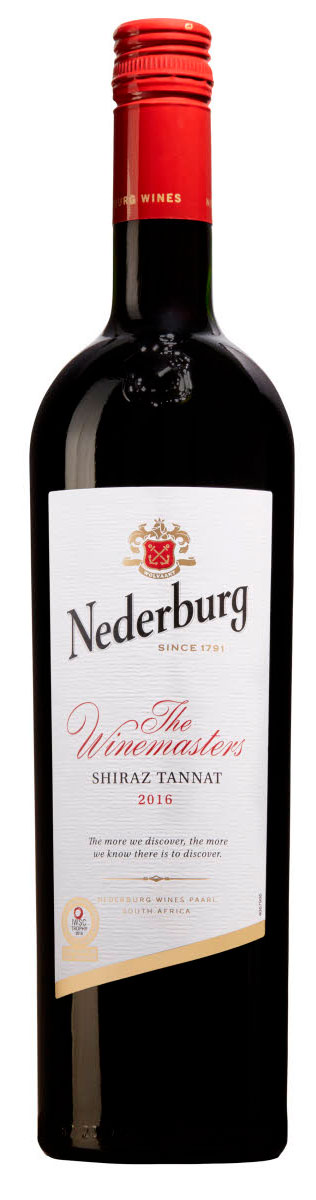 The Winemasters Shiraz Tannat ( Nederburg ) 2016