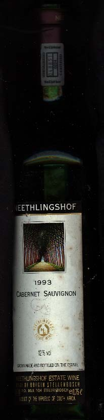 Cabernet Sauvignon ( Neethlingshof ) 1993