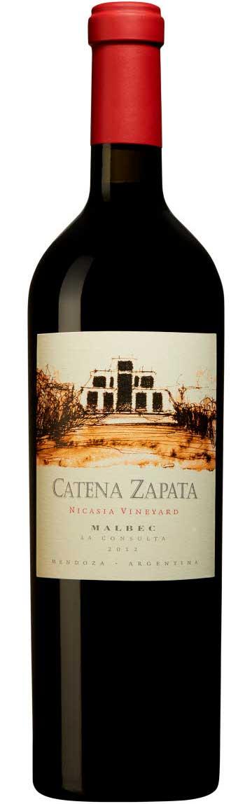 Nicasia Vineyard Malbec ( Catena Zapata ) 2012