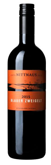 Blauer Zweigelt ( Weingut Nittnaus ) 2017