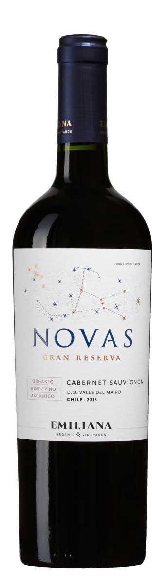 Novas Gran Reserva ( Vinedos Organicos Emiliana ) 2016