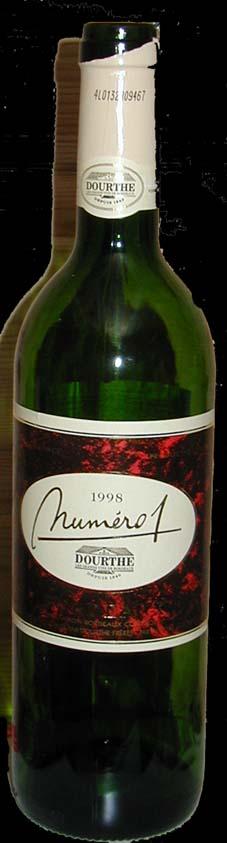 Dourthe No. 1 ( Vignobles Dourthe ) 2014