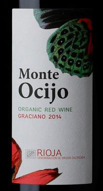 Monte Ocijo Graciano ( Biurko Gorri ) 2014
