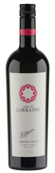 Ode To Lorraine ( Elderton Wines ) 2013