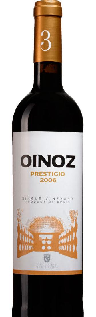 Oinoz Prestigio ( Agricultura y Bodega Renacimiento ) 2006