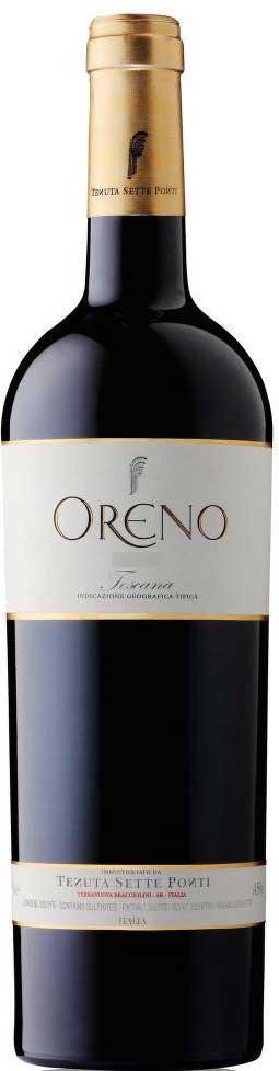 Oreno ( Tenuta Sette Ponti ) 2011