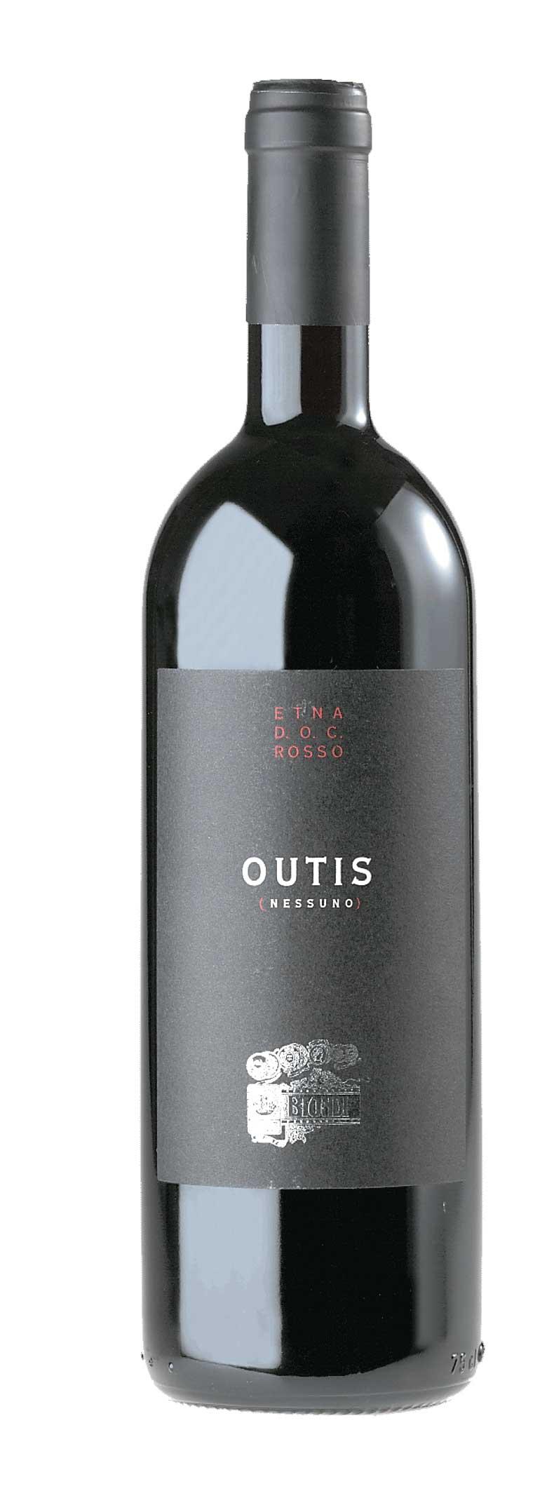 Outis Etna Rosso ( Azienda Agricola Biondi ) 2002