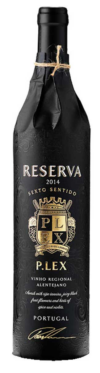 P.Lex Reserva ( Icon Wines ) 2015