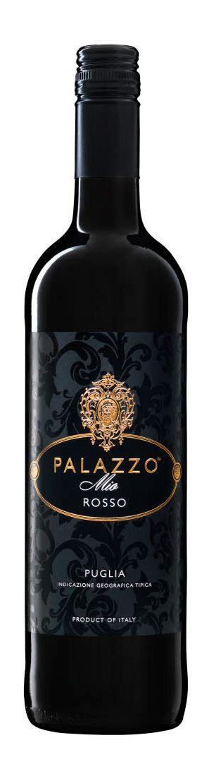 Palazzo Mio Rosso ( Nordic Sea Winery ) 2017