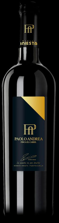 Finca el Carril Paolo Andrea ( Bodega Iniesta ) 2013