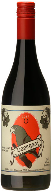 Papegaai Cinsault ( A.A. Badenhorst Family Wines ) 2017