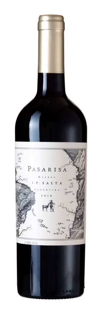 Pasarisa Malbec ( Catena Zapata ) 2019