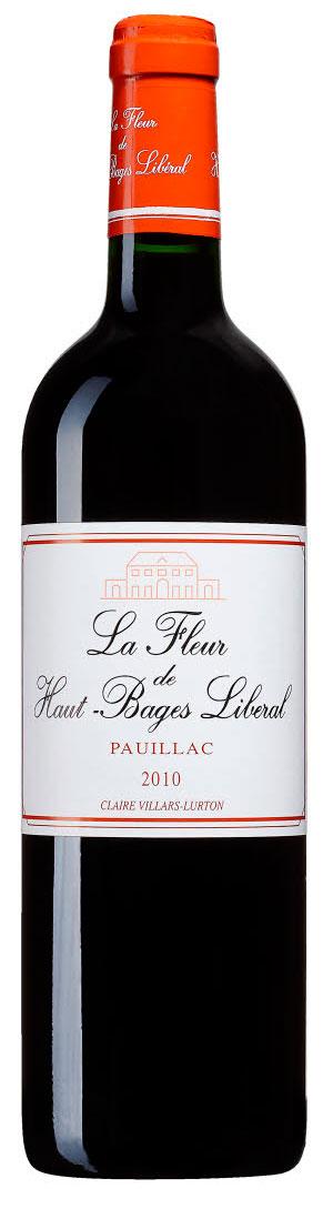 La Fleur de Haut-Bages Liberal ( Château Haut Bages Libéral ) 2012