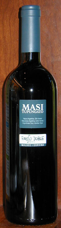 Passo Doble Malbec Corvina ( Masi ) 2003
