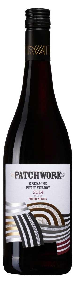 Patchwork Grenache Petit Verdot ( Leeuwenkuil Family Estate ) 2015