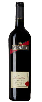 Private Bin Petit Verdot ( Nederburg ) 2001