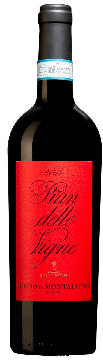 Rosso di Montalcino Pian delle Vigne ( Antinori ) 2013