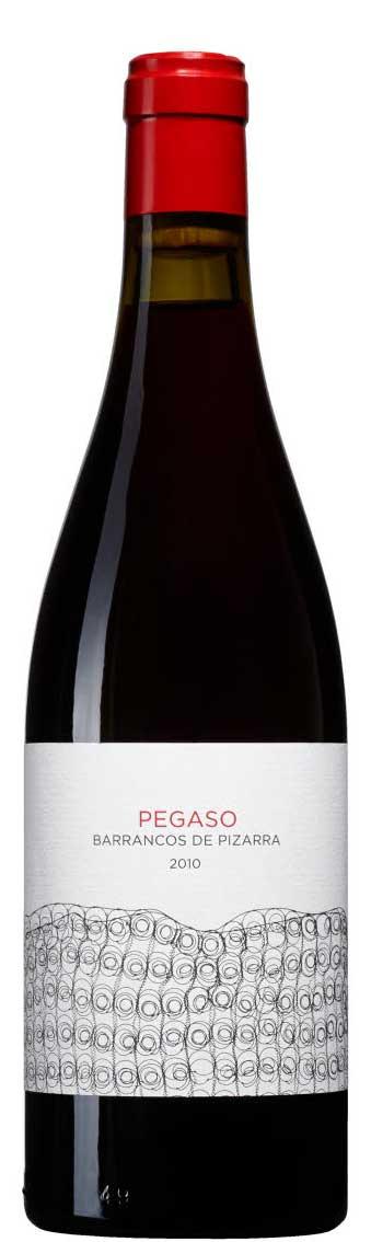 Pegaso Barrancos de Pizarra  ( Compañía de Vinos Telmo Rodríguez ) 2010
