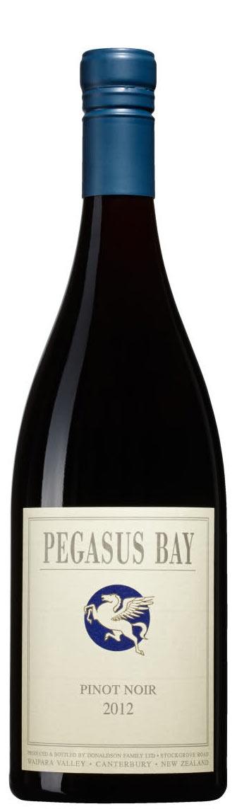 Pinot Noir ( Pegasus Bay ) 2012