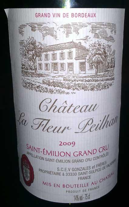 Château La Fleur Peilhan ( Château La Fleur Peilhan ) 2015