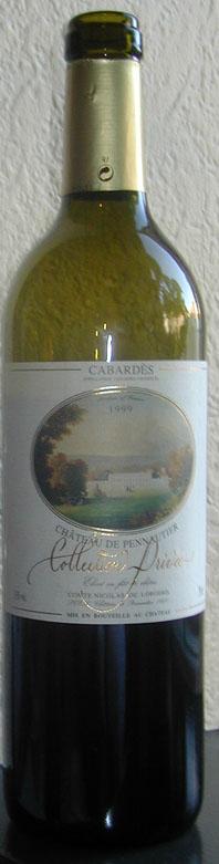 Chateau de Pennautier ( Cabardès ) 1999