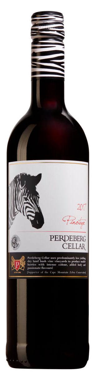 Pinotage ( Perdeberg Winery ) 2017