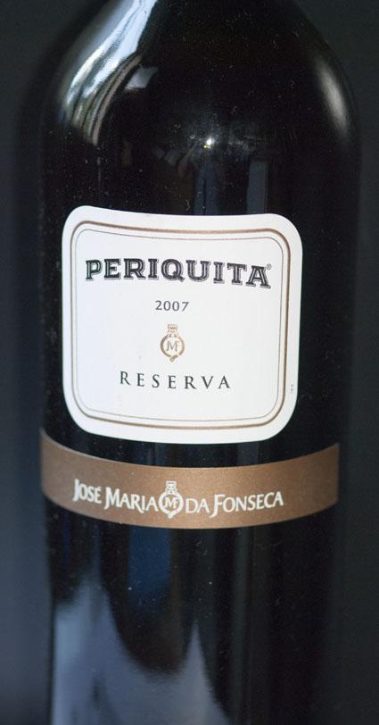 Periquita Reserva ( J.M. Da Fonseca ) 2008