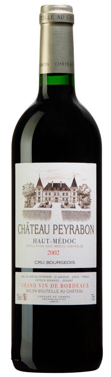 Château Peyrabon ( Château Peyrabon ) 2002