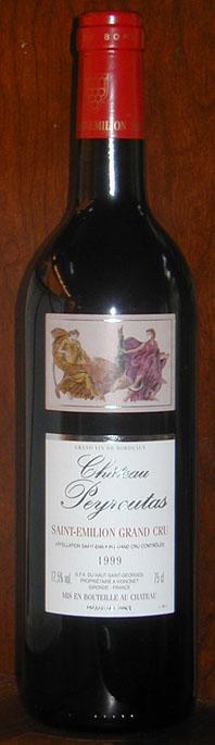 Château Peyroutas ( Flavones ) 1999