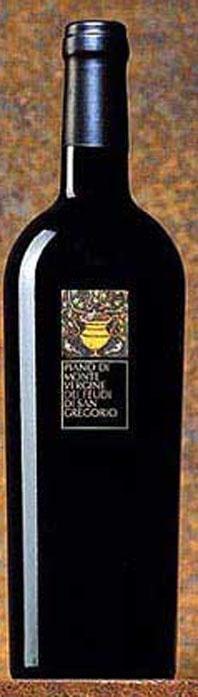 Piano di Montevergine Taurasi DOCG Riserva ( Feudi di San Gregorio ) 1999