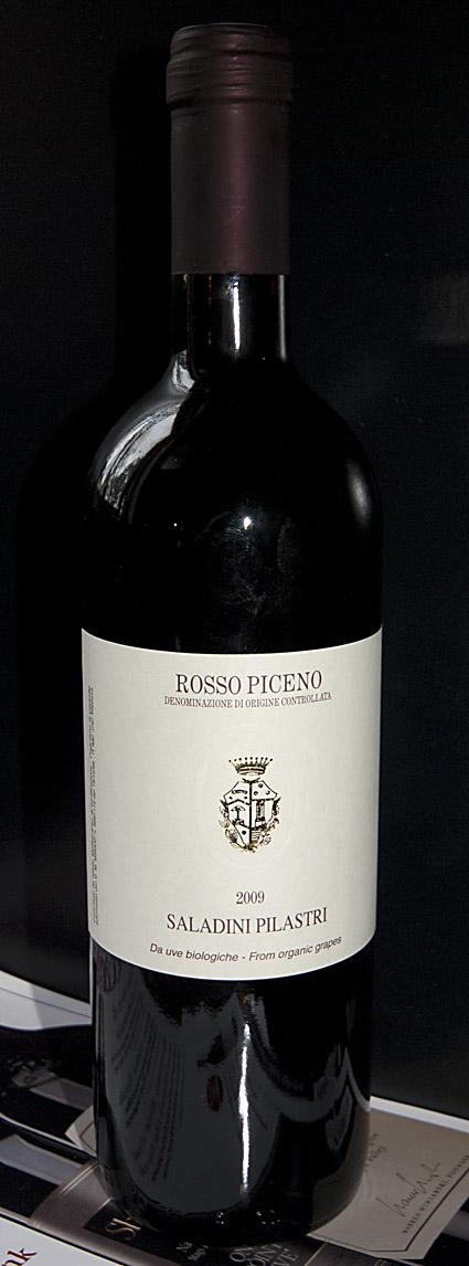 Rosso Piceno ( Saladini Pilastri ) 2009