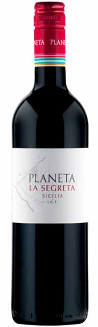 La Segreta Rosso ( Planeta ) 2014