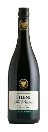 The Plateau HB Pinot Noir ( Sileni Estates ) 2016