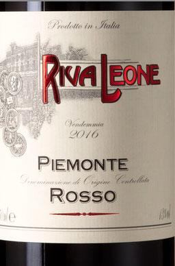 Riva Leone Piemonte Rosso ( Mondo del Vino ) 2016