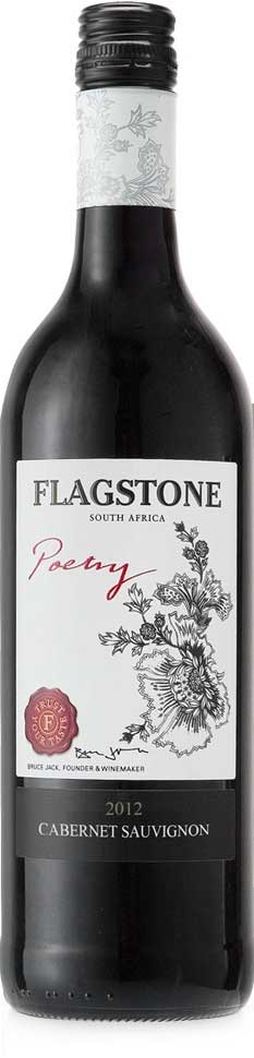 Poetry Cabernet Sauvignon ( Flagstone Winery ) 2013