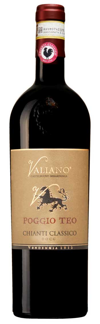 Chianti Classico Poggio Teo Valiano ( Piccini ) 2012
