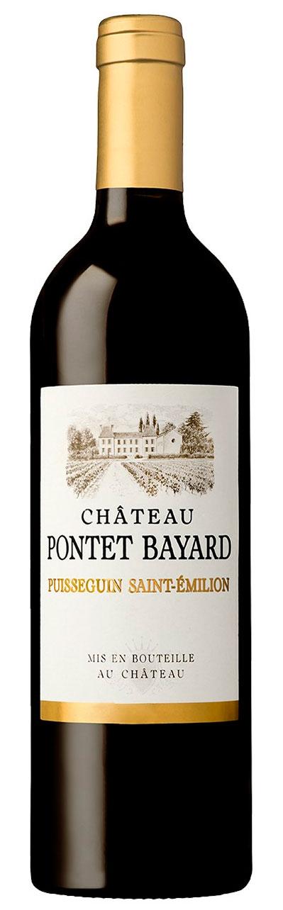 Château Pontet Bayard ( Château Pontet Bayard ) 2018