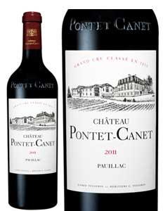 Château Pontet Canet ( Château Pontet Canet ) 2008