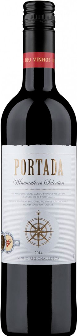 Portada Winemaker`s Selection ( D.F.J. Vinhos ) 2004