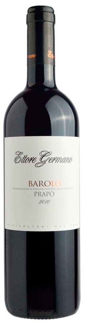 Barolo Prapo ( Germano Ettore ) 2008