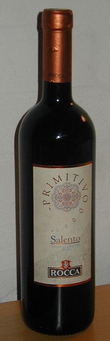 Primitivo ( Salento Rocca) 2000